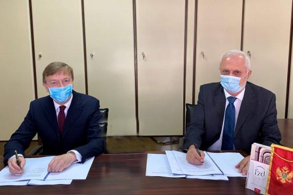 EBRD će pomoći jačanju finansijske stabilnosti u Crnoj Gori